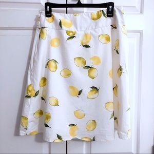 Lemon Skirt, 10